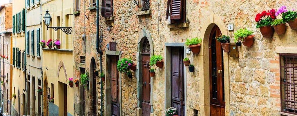 Toscana in un giorno: tour privato a Pisa, Volterra, Siena e San Gimignano