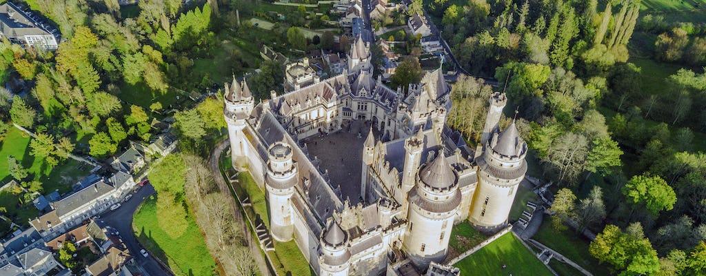 Bilety wstępu do Château de Pierrefonds