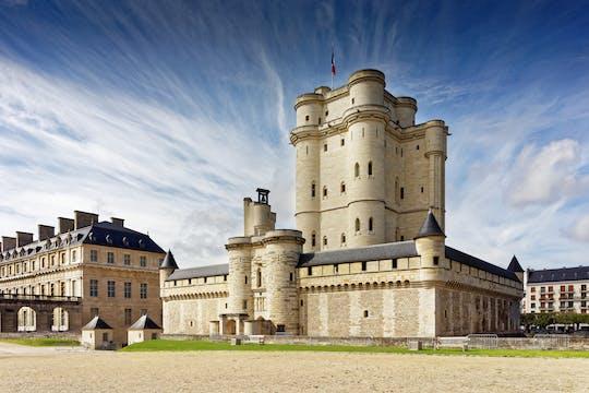 Entradas al castillo de Vincennes