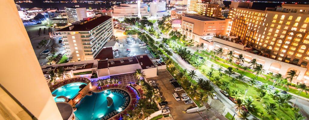 Gran Rueda Cancún: acceso a la rueda de observación