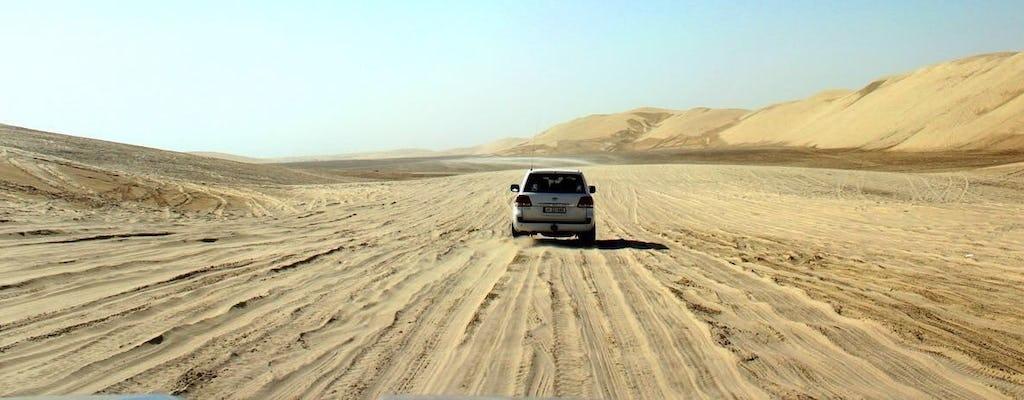 Volle dag woestijn safari met BBQ & Souk Al Wakra Tour