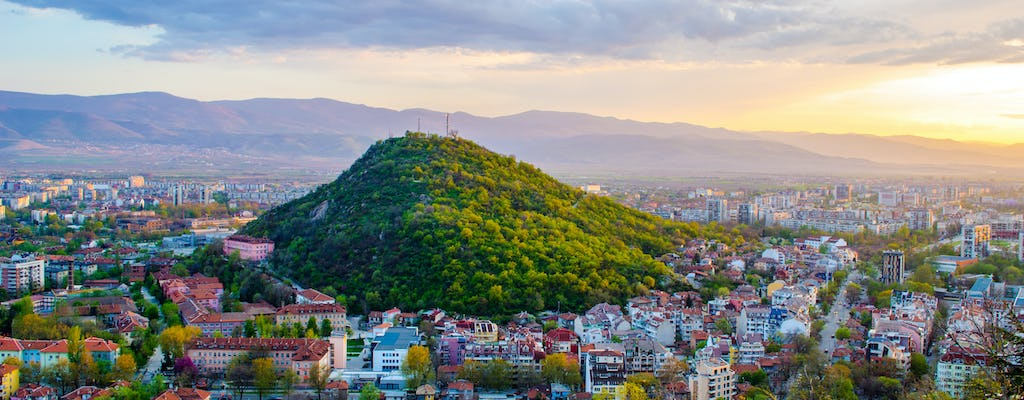 Seven Hills of Plovdiv guided tour