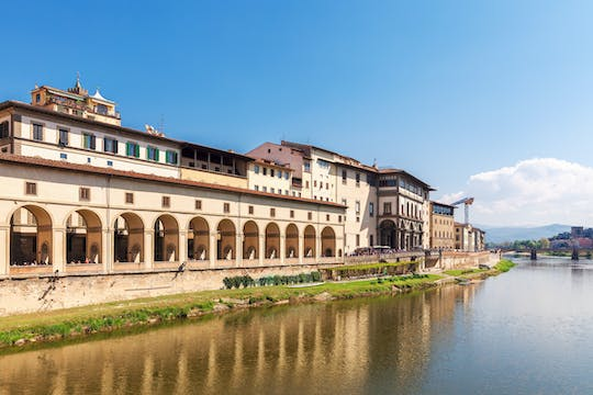 Uffizi Gallery skip-the-line tickets with audio guide