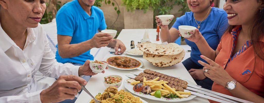 Saveurs d'Arabie: Visite du vieux Dubaï et des souks avec une authentique cuisine émirienne