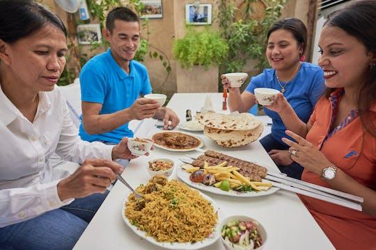 Sabores da Arábia: Antiga Dubai & Souks Tour com autêntica cozinha dos Emirados