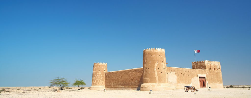 Excursão Norte do Qatar