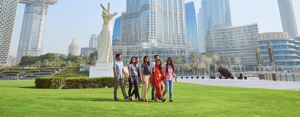 Wycieczka po centrum Dubaju