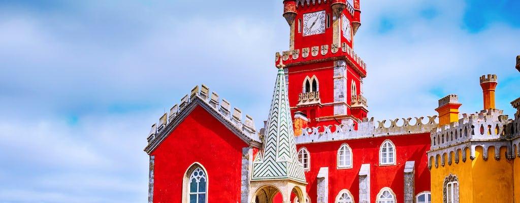 Visite privée de Lisbonne, Sintra et la côte d'Estoril