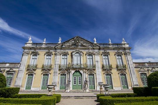 Tour privato di Sintra, costa dell'Estoril e del Palazzo Queluz da Lisbona