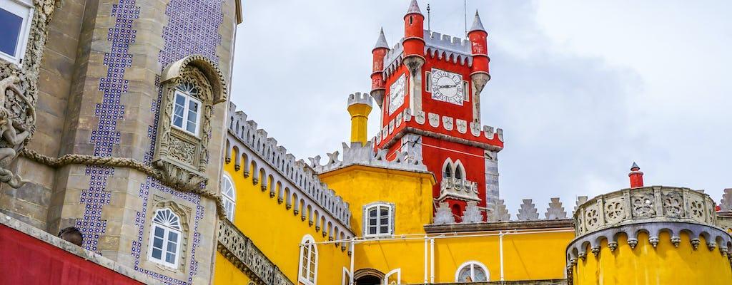 Sintra, Cascais und Estoril - halbtägige Highlights der Privattour ab Lissabon