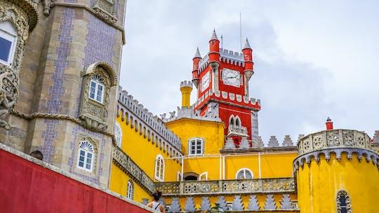 Tour privato del meglio di Lisbona, Sintra e Costa dell'Estoril di mezza giornata