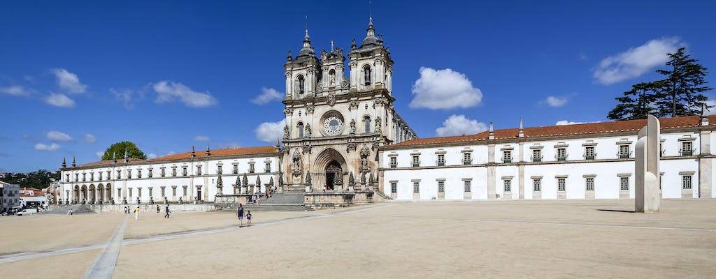 Excursión privada a Fátima, Batalha, Alcobaça, Nazaré y Óbidos desde Lisboa