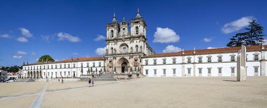 Fátima, Batalha, Alcobaça, Nazaré en Óbidos privétour vanuit Lissabon