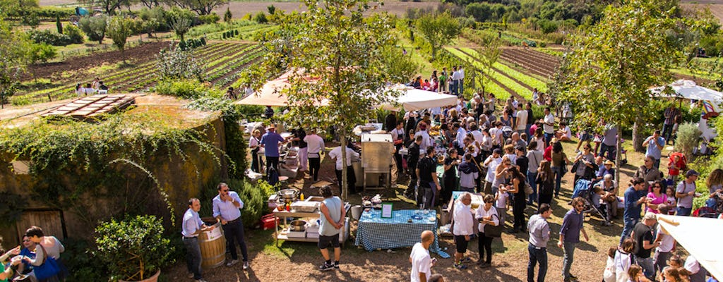 Early Bird Offer to Bio*Sagra for Kids - Cuisine, Nature and Charity