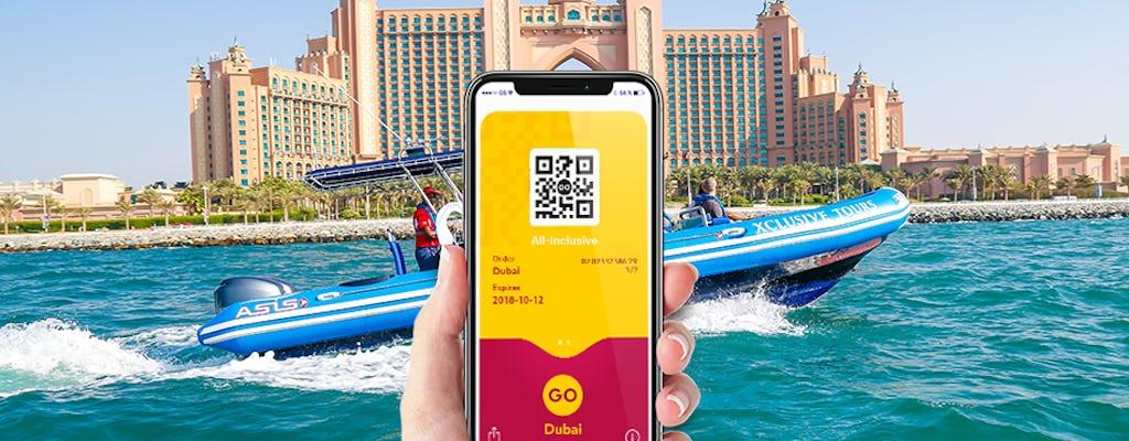 Vá cartão de Dubai