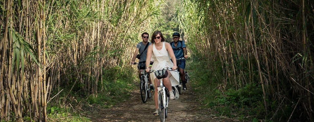 Guided bike tour through South Lecce