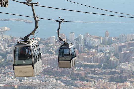 Benalmadena cable car skip-the-line tickets