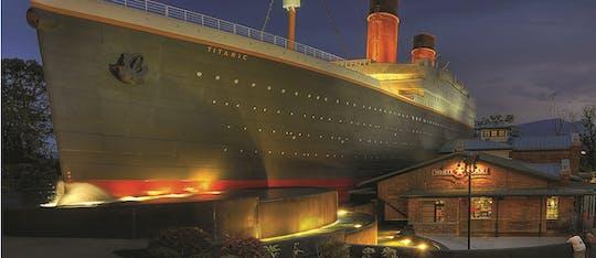Biglietti del Museo del Titanic