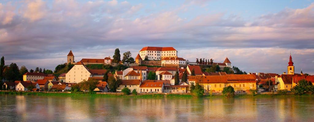 Maribor and Ptuj day trip from Ljubljana with ŽIče Carthusian Monastery