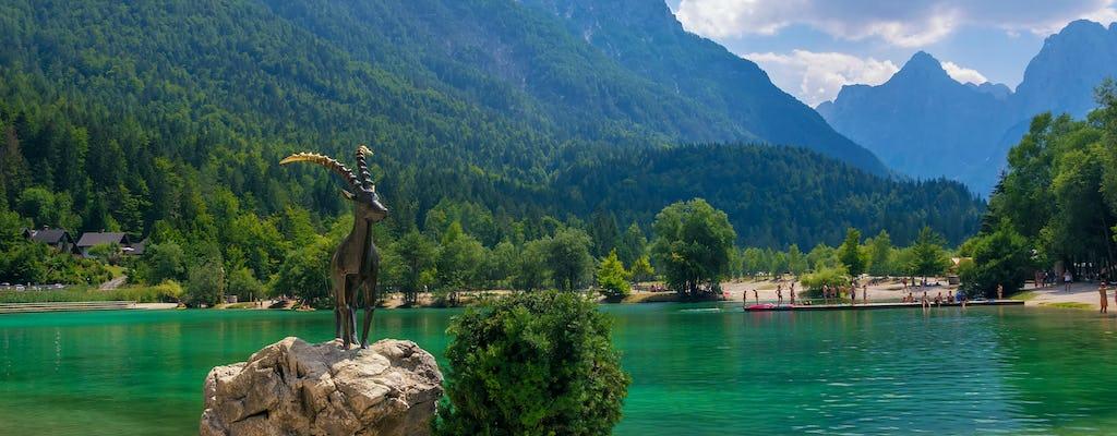 Julian Alps experience in Kranjska Gora with traditional Slovenian lunch