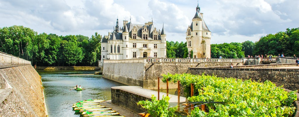 2-day guided trip to the Loire Valley Castles from Paris