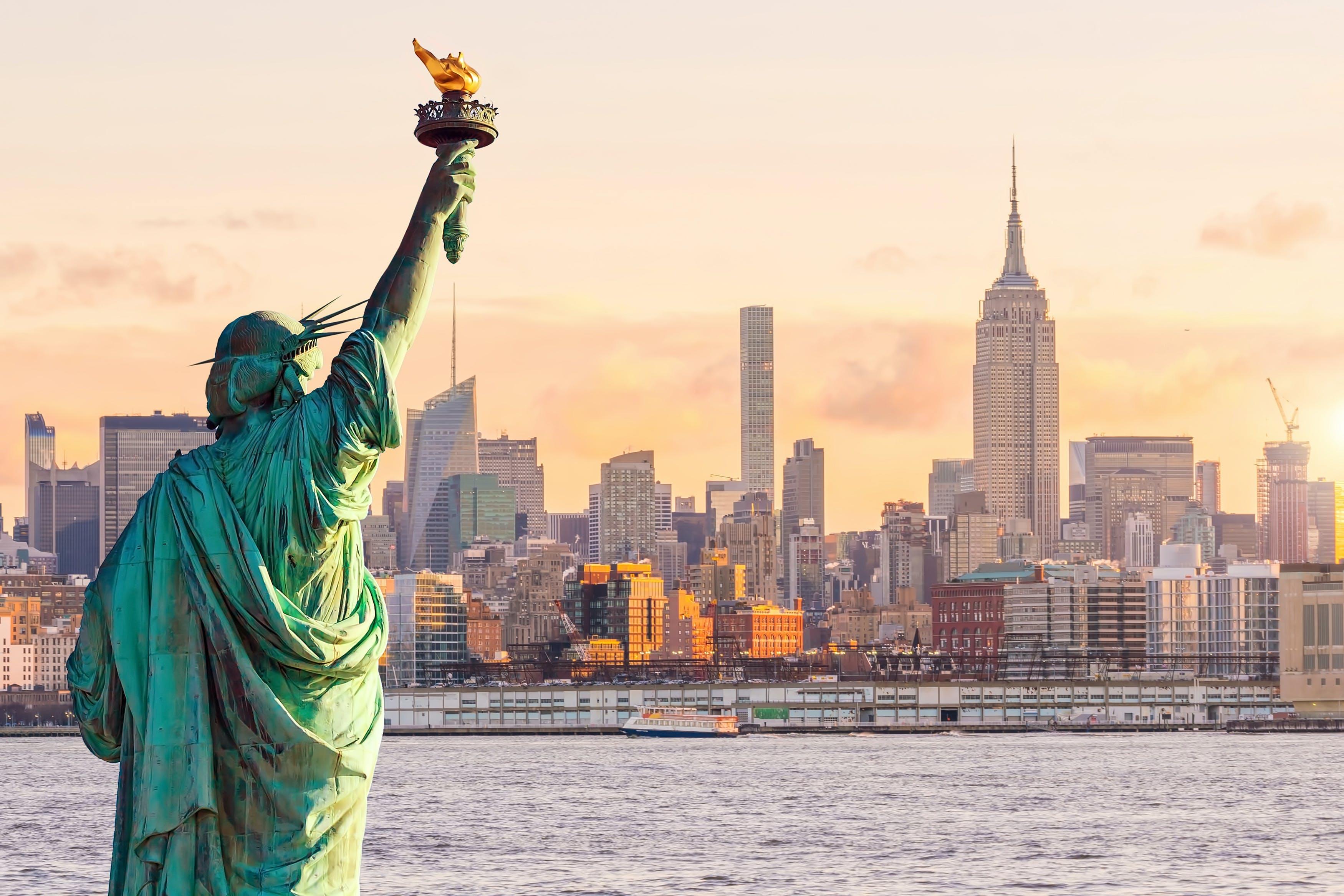 Collegamento gratuito a NYC