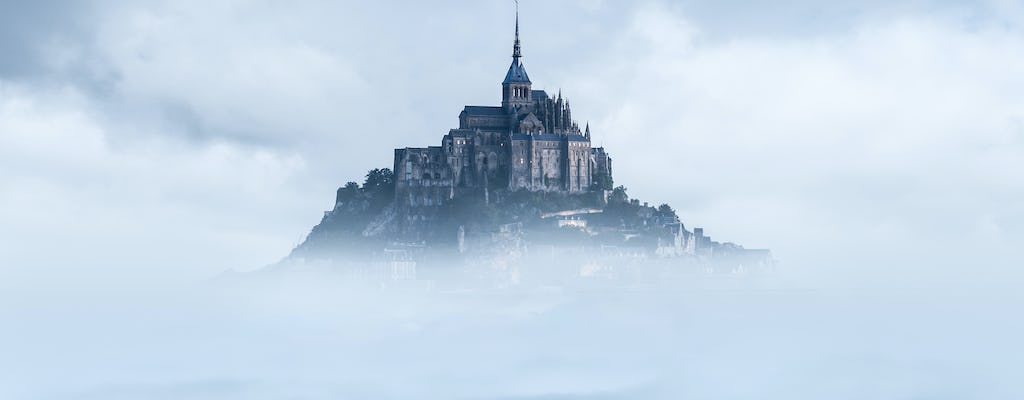 3-day excursion to Mont Saint-Michel and Loire Valley Chateaux from Paris