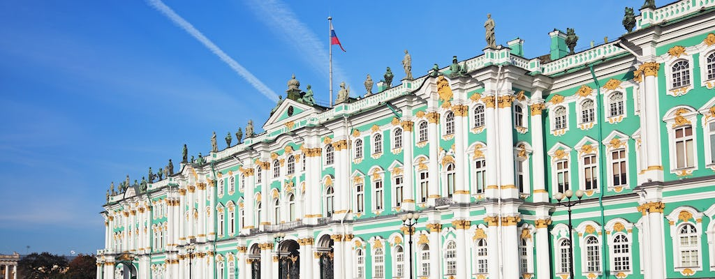 Saint Petersburg Hermitage Museum ticket