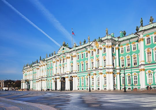 Saint Petersburg Hermitage Museum skip-the-line tickets