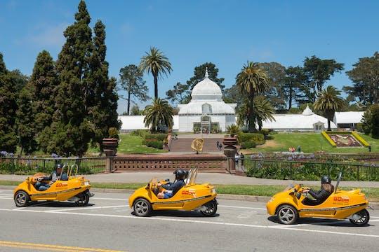 3-hour Golden Gate Park GoCar tour