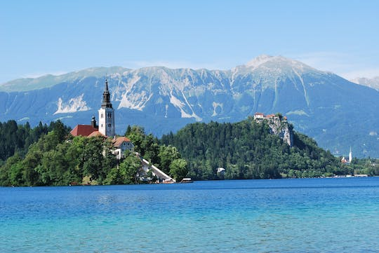 Half-day Lake Bled tour from Ljubljana