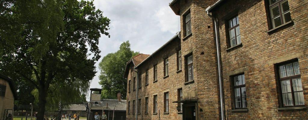 Tagestour nach Auschwitz und zum Salzbergwerk Wieliczka im Kleinbus