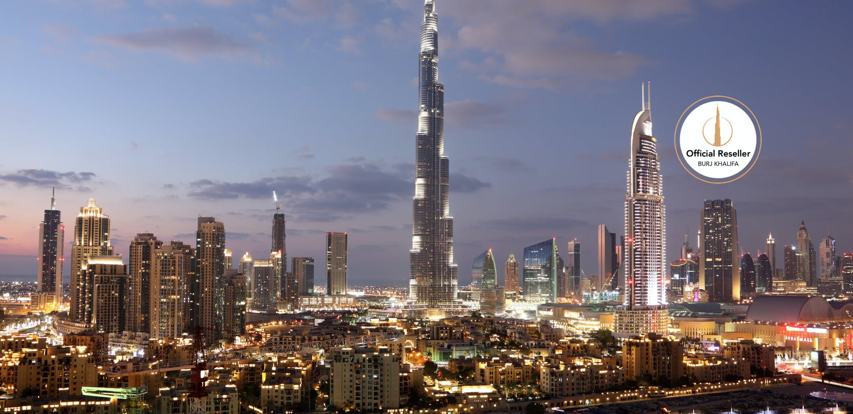 Burj Khalifa tickets: levels 124 and 125