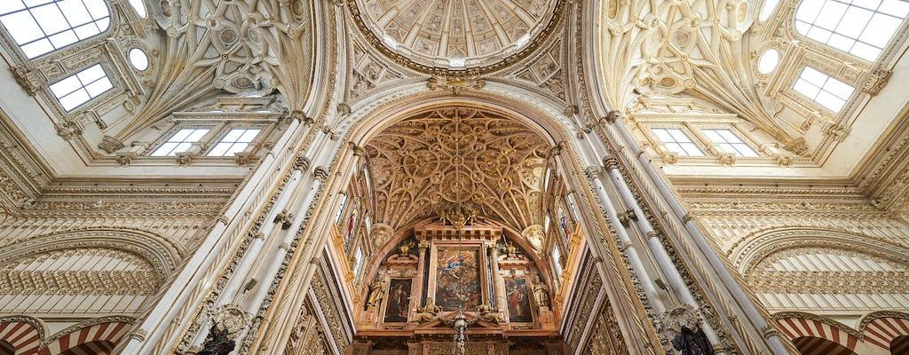 Visita guiada a la Mezquita-Catedral de Córdoba y la Judería en grupos pequeños