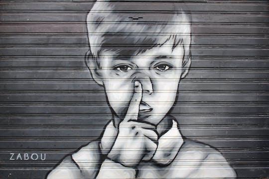 Visite guidée Street Art à la Butte-aux-Cailles