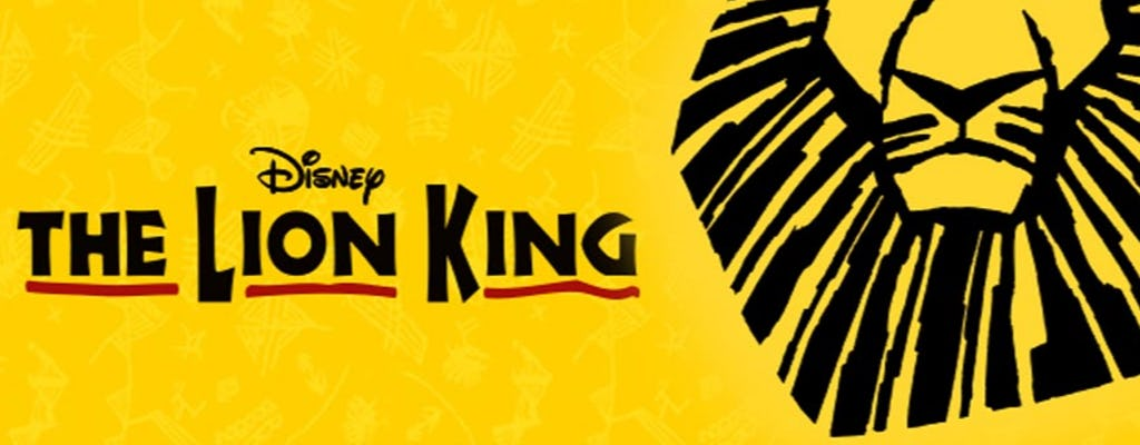 Entradas para The Lion King the Musical en Londres