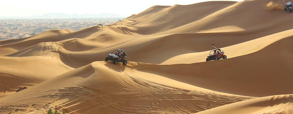 Deportes de aventura en el desierto desde Dubái