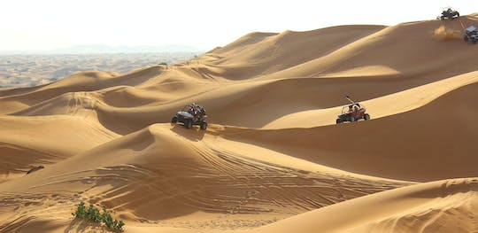 Desert adventure sports from Dubai