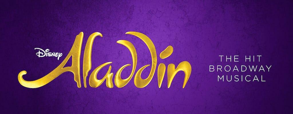 Билеты на Аладдин мюзикл на Бродвее