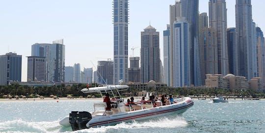 Wizje wycieczki po Dubaju z rejsem i ramą Dubai