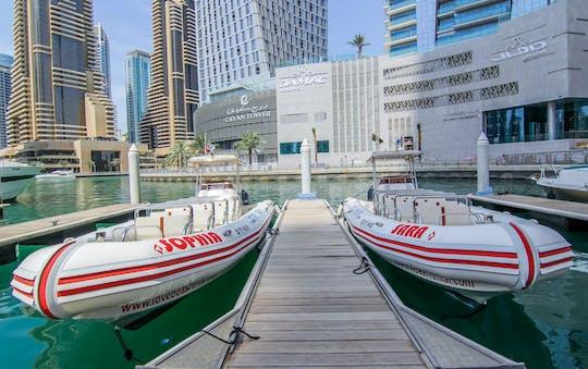 Excursão privada em Dubai com cruzeiro Marina e visita a Dubai Frame
