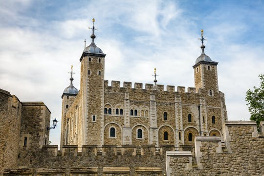 Tower of London en privé-tour met een Beefeater