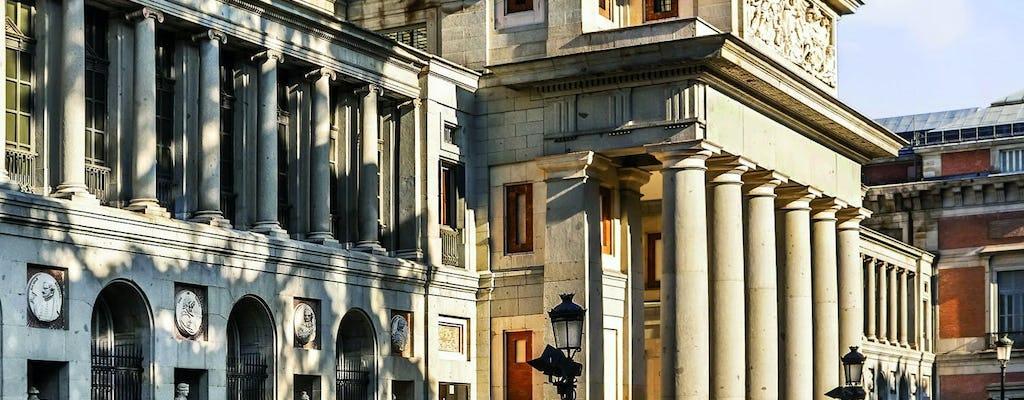 Visita al Madrid de los Austrias y entrada sin colas al Museo del Prado