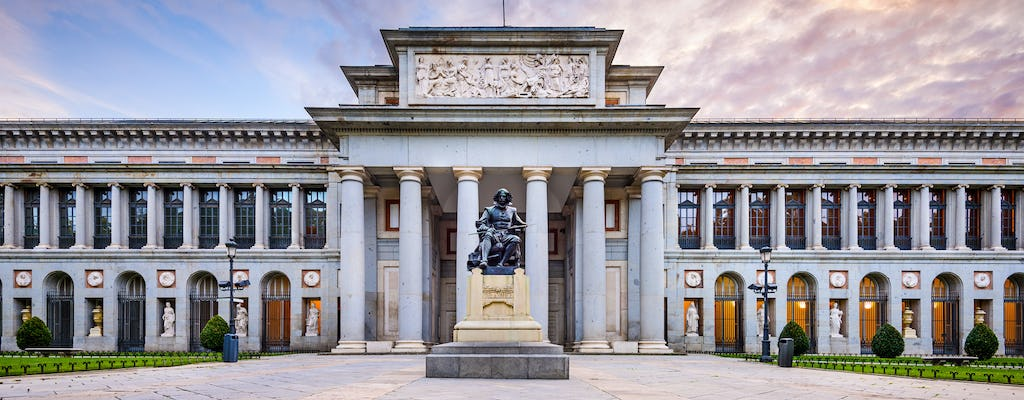 Prado Museum skip-the-line tickets and guided visit