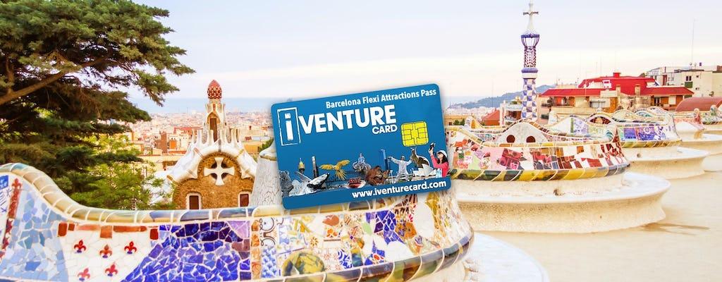 iVenture Barcelona tourist card