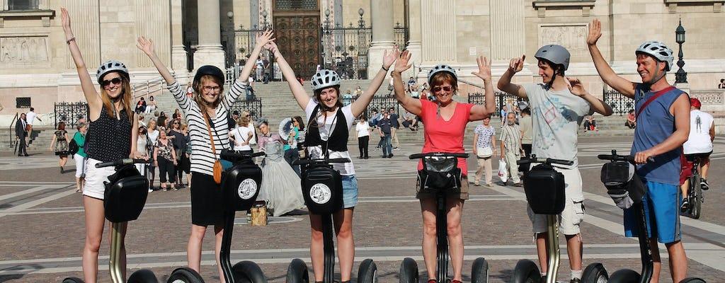 Budapest Segway tour