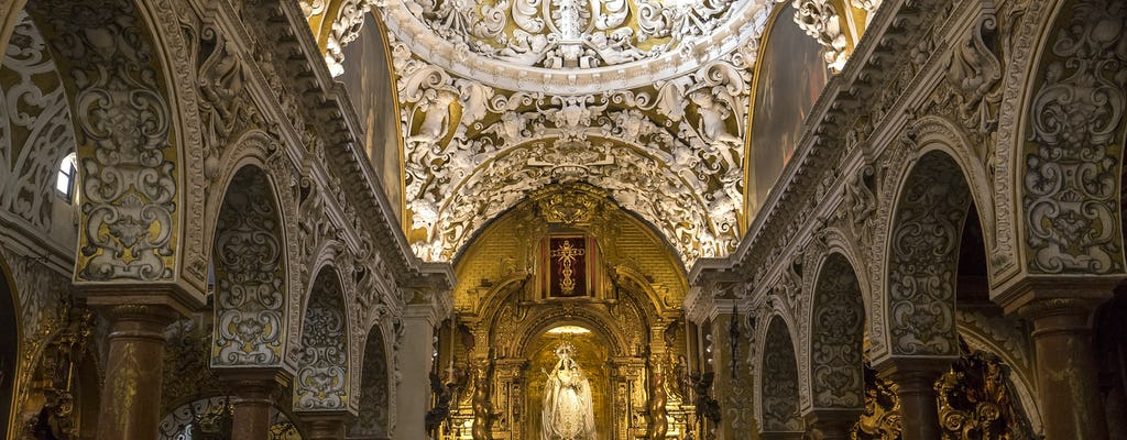 Cathedral of Seville and the Giralda tower guided tour