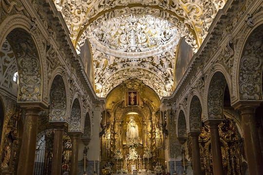 Katedra w Sewilli i dzwonnica Giralda z przewodnikiem
