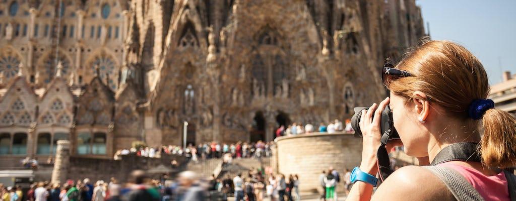 Tour por los monumentos más destacados de Barcelona