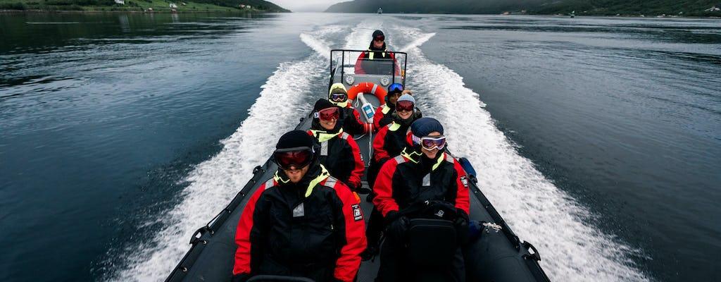 Excursión Fiordo por RIB